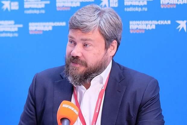 Константин Малофеев: Мы можем развиваться без западных инвестиций и даже без западных технологий
