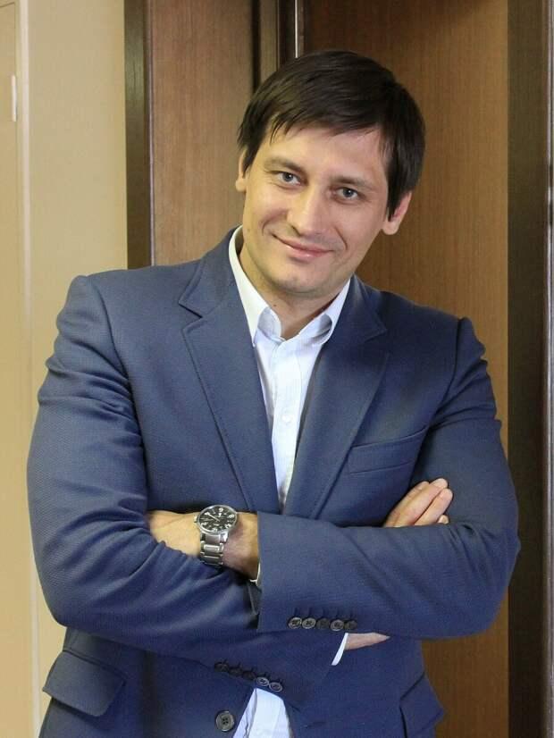Дмитрий Гудков поехал на Украину
