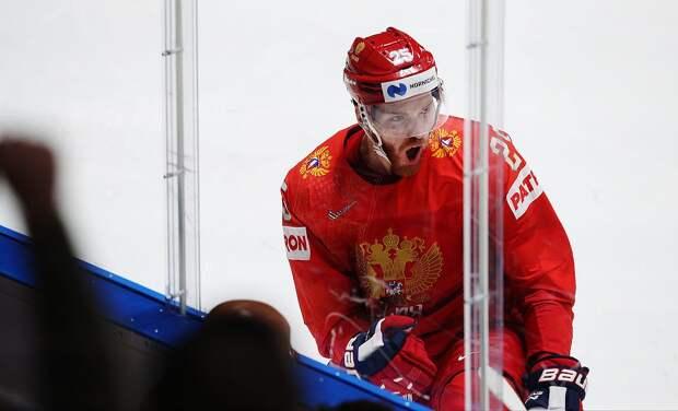 Григоренко: «Рад, что удалось вернуться в игровой ритм. Огромная честь находиться в сборной»