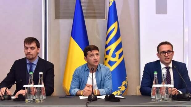 СМИ сообщили о намерении Зеленского назначить премьером Гончарука