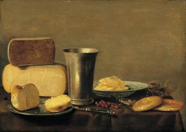 Картина Флориса ван Схоотена.