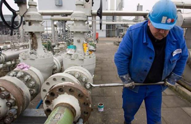 Цены на газ в Европе обрушились