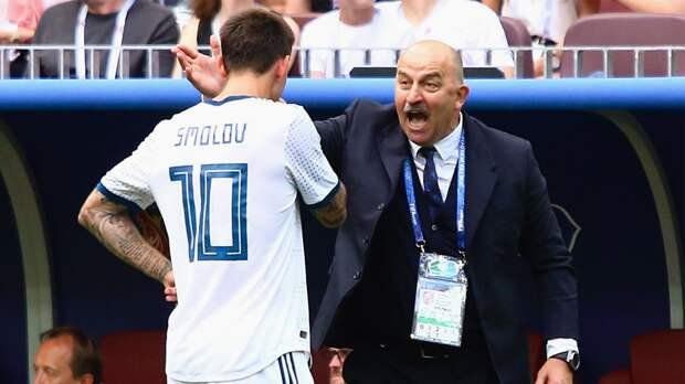 Эксперты оценили шансы Смолова пробиться на Евро-2020
