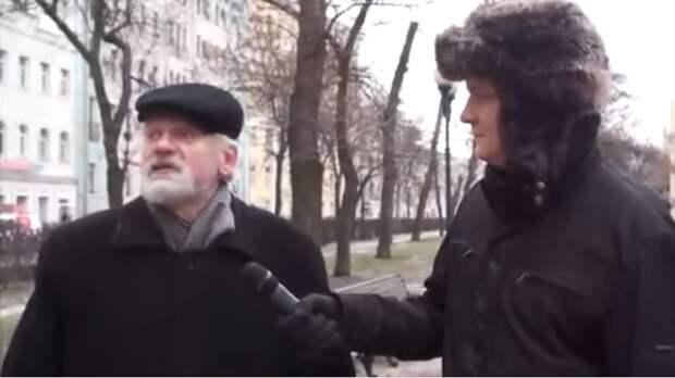 Исповедь прохожего о могуществе СССР (видео 18+)