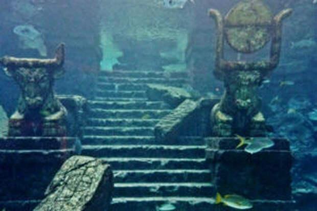 Затонувшие города Средиземноморья
