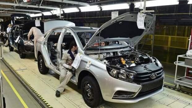 Украина тайно пытается наладить связи с Россией: украинский ЗАЗ начал собирать Lada