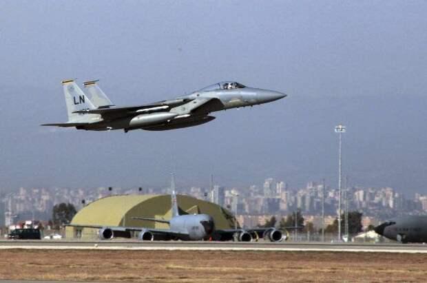 США ищут в Греции альтернативу авиабазе «Инджирлик» в Турции