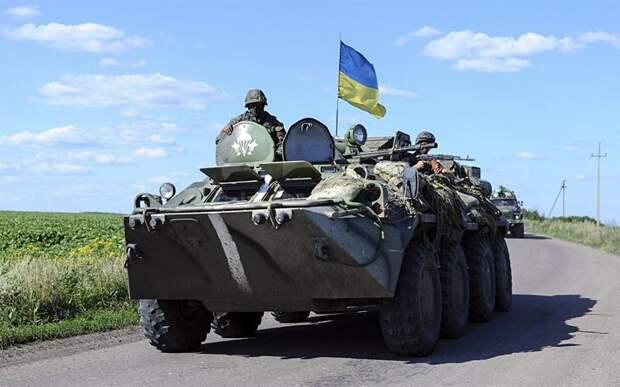 ВСУ попытались взять штурмом границу с Крымом, но в последний момент «включили заднюю» (видео)