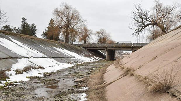 Водная проблема. Сможет ли Крым победить засуху