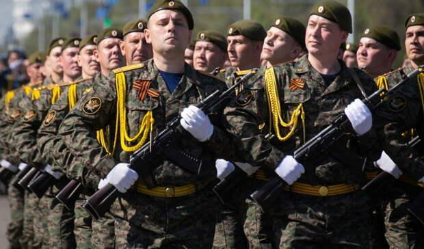 Из-за празднования Дня Победы центр Владивостока перекрыли