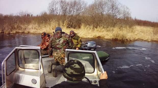 Запрет пресечет массовый браконьерский лов в России