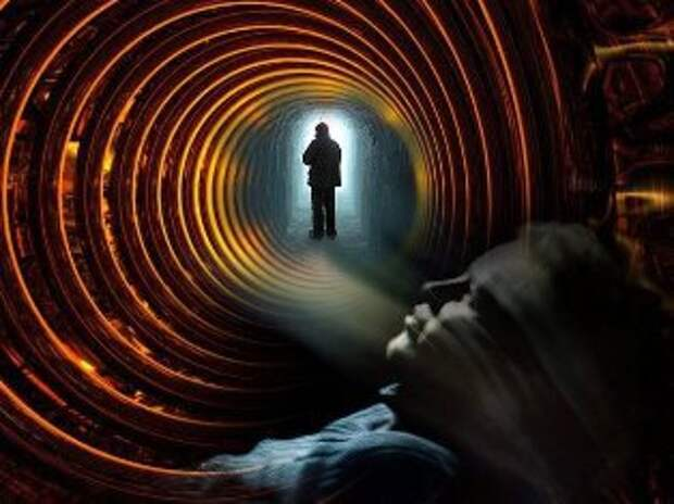 Душа человека существует одновременно в шести измерениях