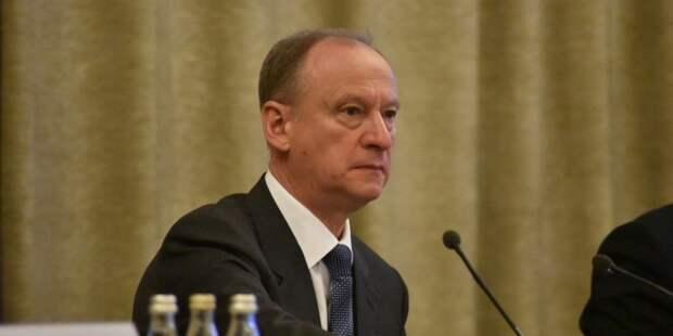 Патрушев отреагировал на слова Байдена про Путина