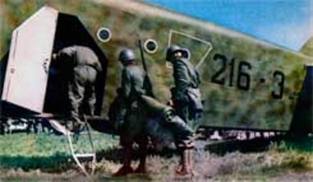 Бомбардировщик WWII