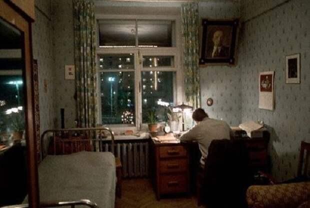 Обычный вечер в СССР СССР, быт, воспоминания, ностальгия, фото