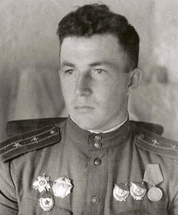 Виктор Кондаков — «хозяин своего огня»
