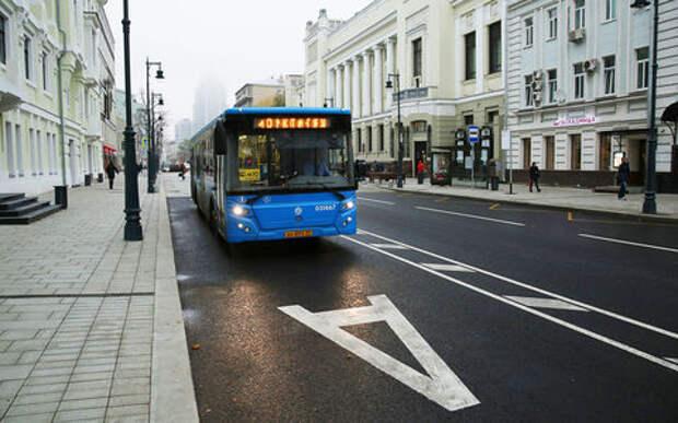 Автомобилисты, подвиньтесь: в Москве появится еще 42 км выделенок