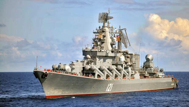 В Севастополе Министр обороны РФ планирует вручить флагману Черноморского флота орден Нахимова