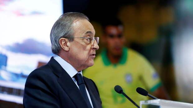 Перес — о Суперлиге: если нет денег, футбол умирает