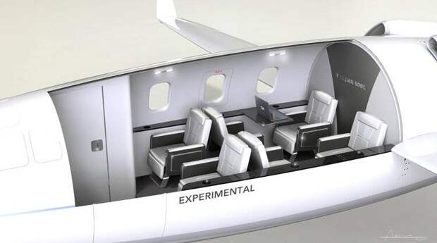 Завеса секретности снята. Самолет Celera 500L представлен официально