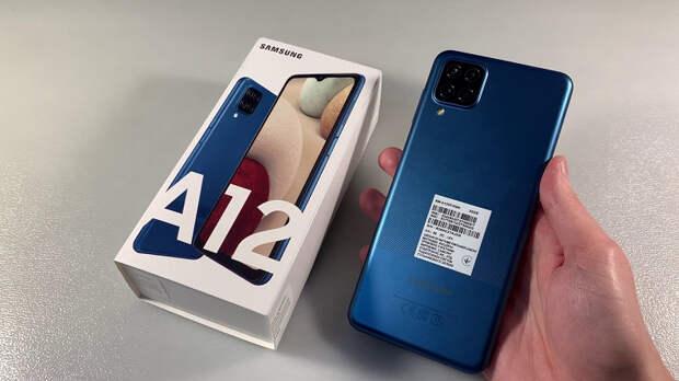 Samsung Galaxy A12 и Galaxy A02s в России получили One UI 3.1 и Android 11