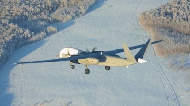 Российский дрон «Альтиус» получит новые возможности после модернизации