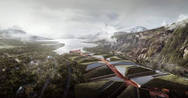 За Полярным кругом будет построен самый большой датацентр в мире Gigafactory, TAIGA, крупнейший завод по производству гелия, мегапроекты, пекинский аэропорт, плавучая солнечная электростанция, самый большой аэропорт