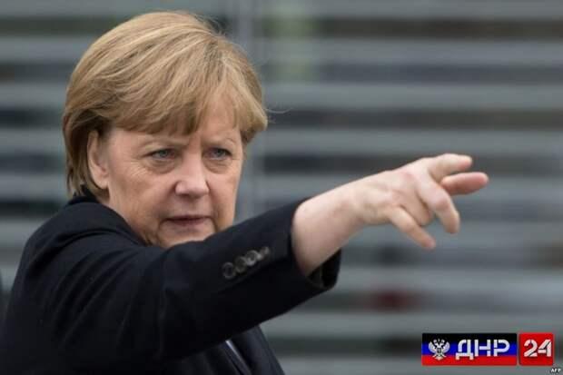 Германия осознала вину Киева в конфликте на Донбассе
