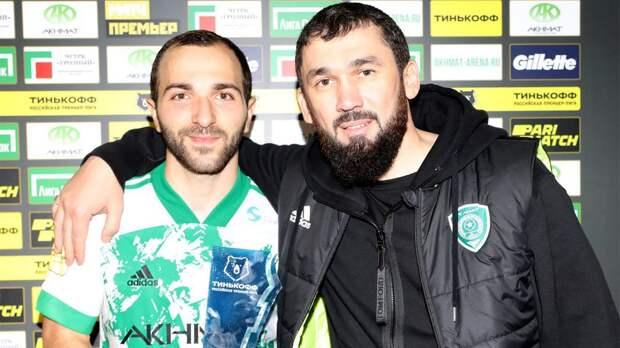 Талалаев — о будущем Тимофеева и Мелкадзе: «Ахмат» прикладывает все усилия в переговорах со «Спартаком»