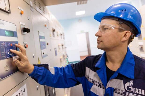 """Газпром"" за 7 месяцев нарастил экспорт газа на 23,2%"