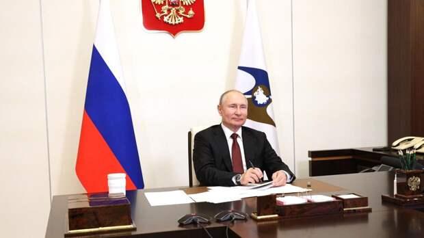 Статья Путина – идеология для России