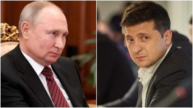 """Украинский эксперт: формально Киеву нечего противопоставить словам Путина / Коллаж: ФБА """"Экономика сегодня"""""""