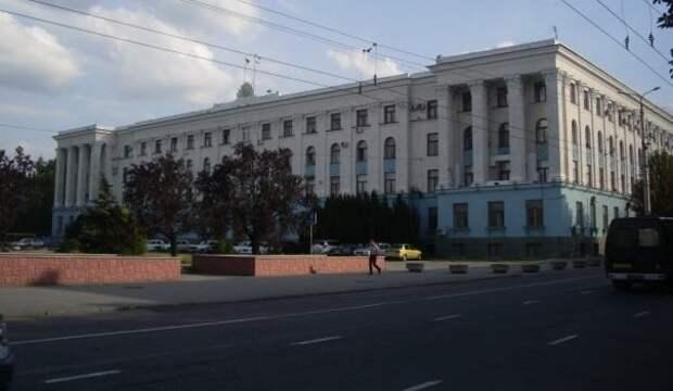 Более 33 млн руб потратят на ремонт здания Совмина Крыма