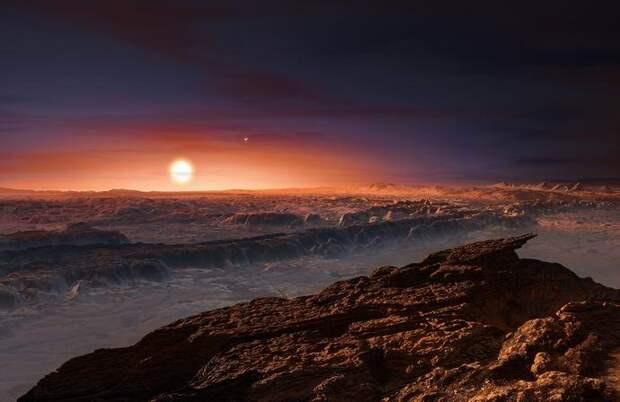 Инопланетяне с ближайшей к Земле экзопланеты
