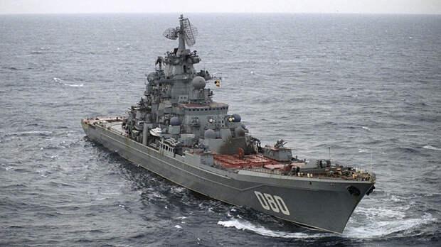 «Аналогов нет»: как российский атомный крейсер «Адмирал Нахимов» станет самым мощным кораблём в мире
