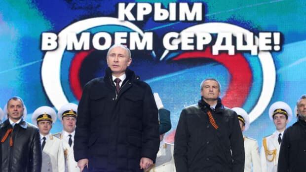 Три года российского Крыма - соседей корёжит