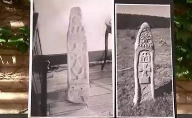 загадочный столб, камень, артефакт, знак, Нью-Мексико