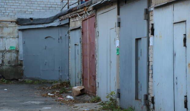 Гараж вБелгороде изымут для строительства ливнёвки возле новой арены