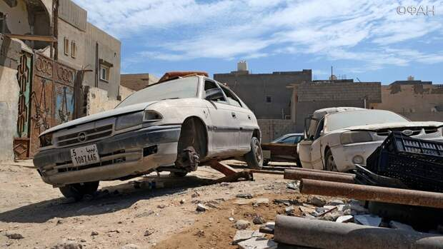 Нищета и преступность: как живет Ливия после «демократической интервенции»