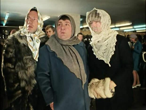 7 замечательных фактов о фильме «Джентльмены удачи»