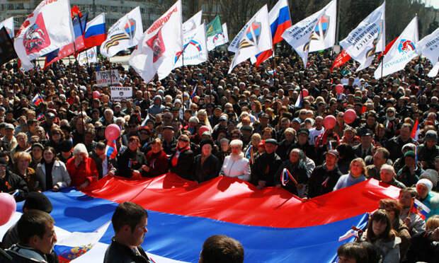 В Харькове назревает вторая Русская весна