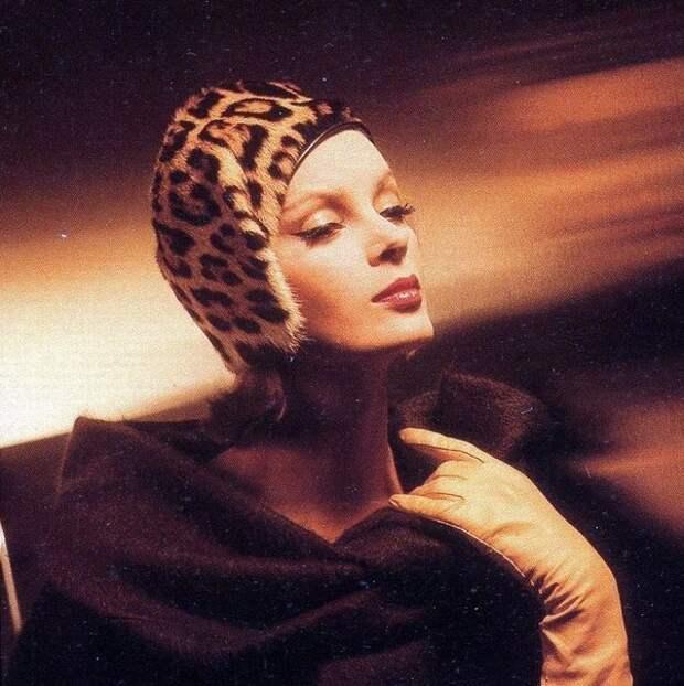 Мать актрисы Умы Турман - шведская модель Нена фон Шлеебрюгге.