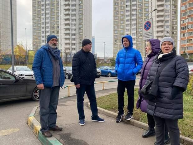 Районные власти в Северном проверили обход территории