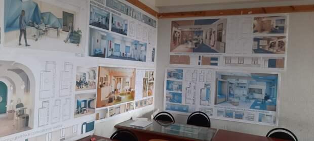Студенты из Нижнего Новгорода предложили варианты дизайн-проектов для соседских центров