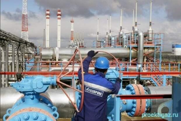 """""""Газпром"""" пережил настоящую золотую осень"""
