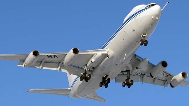 Самолет ВВС Польши подал сигнал озахвате