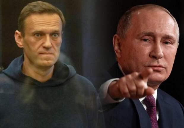 Навальный – всё, нести нового не рекомендуется