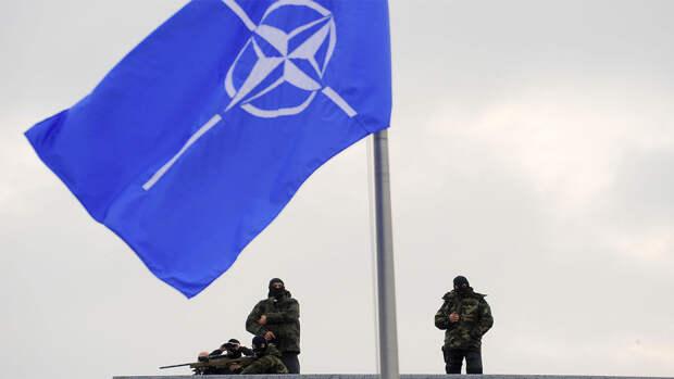 Белорусский генерал обвинил НАТО в отработке ударов по России и Белоруссии