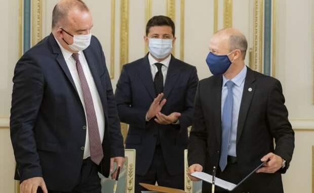 Киев допустил американцев кеще одному типу реакторов украинских АЭС