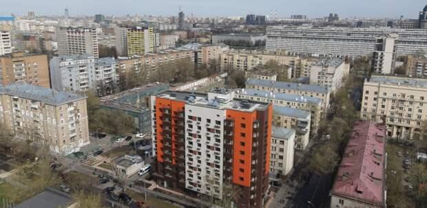 Собянин осмотрел новостройку пореновации вДаниловском районе